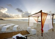 On the Riviera Maya's southeastern shore, near Playa del Carmen, Banyan Tree Mayakoba offers a tranquil and romantic escape for couples in love. Set in the Beach Ceremony, Wedding Ceremony, Our Wedding, Wedding Venues, Dream Wedding, Wedding Ideas, Wedding Stuff, Wedding Scene, Wedding Inspiration