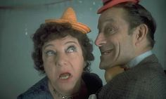 Hylda Baker and Jimmy Jewell. Funny Men, Funny People, Pickle Factory, Kenneth Williams, Are You Being Served, Uk Tv, Best Actress, Man Humor, Famous Faces