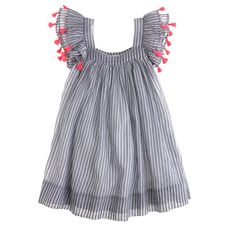 Nelly Stella at Crewcuts- love love love [Babies and baby things are my weakness. I don't know what I was thinking getting pinterest; I don't have kids but when I do they will surely be subjected to DIY project making, wearing, and DIY recipe eating.]