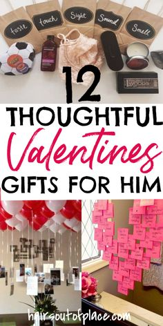 12 DIY Valentines gifts for him that are sweet and thoughtful! You'll love these easy Valentines gifts for boyfriend, husband, or significant other. gift for boyfriend Valentines Gifts for Him Valentines Day Gifts For Him Creative, Valentines Day Gifts For Him Marriage, Valentines Day Gifts For Him Boyfriends, Friend Valentine Gifts, Quotes Valentines Day, Creative Gifts For Boyfriend, Valentines Diy, Boyfriend Gifts, Boyfriend Birthday