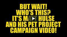 MATT HULSE'S PET PROJECT by Matt Hulse