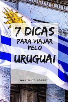 Dicas para você organizar uma viagem pelo Uruguai.Descubra qual moeda levar, quando ir, principais destinos de turismo, lugares para conhecer, quanto custa e outras informações para você se planejar adequadamente. #uruguai #viagem #turismo