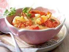 Das Rezept für Fixes Kokos-Garnelen-Curry und weitere kostenlose Rezepte auf LECKER.de