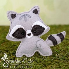 Cute Sewing Patterns by SquishyCuteDesigns on Etsy