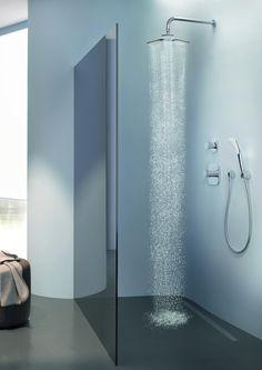 KLUDI AMBA Dream Shower, Shower Systems, Shower Heads, Bathroom Inspiration, Bathtub, Modern, Dreams, Products, Showers