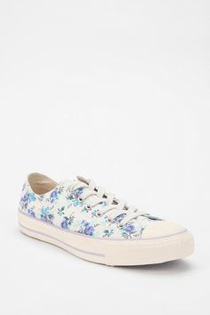 Converse Chuck Taylor All Star Floral Low-Top Sneaker #urbanoutfitters