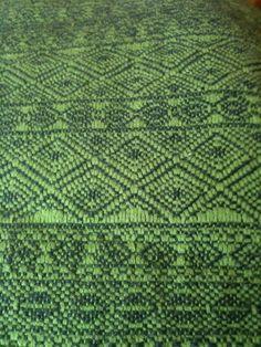 Didymos indio Eibe. Love the green.