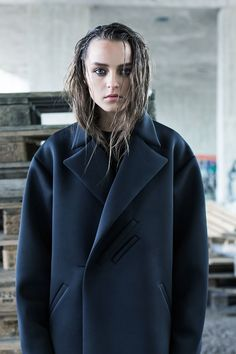 Lavastone coat via EA 4th. Click on the image to see more!