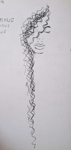 MI LABORATORIO DE IDEAS: menina pensativa