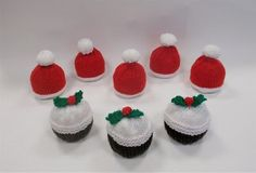 Chocolate Orange Covers ~  Christmas Pudding                 Santa Hat                Snowman                           Chocolate Ora...