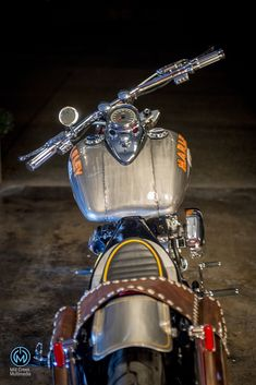 """The History Channel's """"Counting Cars"""" (that follows Count's Kustoms in Vegas), built a Harley-Davidson FXR replica of the chopper that appeared in the movie Harley Davidson and the Marlboro Man (1991) ."""