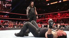 Roman Reigns' message to The Undertaker - http://www.truesportsfan.com/roman-reigns-message-to-the-undertaker/