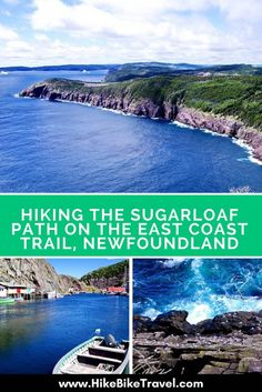 Hiking the Sugarloaf Path on the East Coast Trail, Newfoundland - Hike Bike Travel Congaree National Park, Grand Teton National Park, Newfoundland Canada, Newfoundland And Labrador, Gros Morne, Ludington State Park, Visit Canada, Canada Eh, Canada Travel