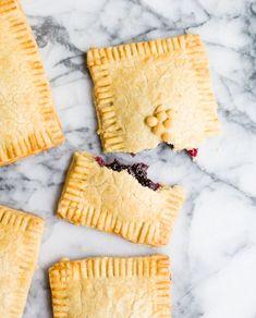 Grape Hand Pie via Minimally Invasive #recipe