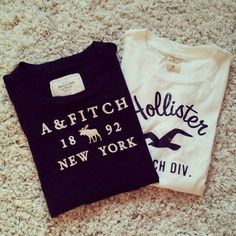 abercrombie and fitch hollister