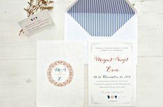 """Invitaciones de boda """"Palace"""" ~ Aticom. #wedding #weddinginvitations #invitacionesdeboda #invitacionboda #boda #palace #fairytale"""