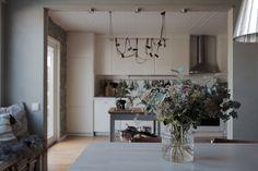 House tour – Vardagsrum/matrum