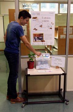 Participación de la Biblioteca de la Facultad de Veterinaria (BUZ) en la 13ª edición de la Olimpiada Solidaria de Estudio 2015.
