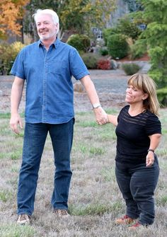 'Little People, Big World' Star Amy Roloff Is Engaged: 'I'm So Surprised' Engagement Celebration, Celebration Gif, Celebrity Couples, Celebrity News, Matt Roloff, Roloff Family, Little People Big World, Old Love, Ex Wives