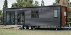 Shoe Storage Unit, Standing Shower, Off Grid Solar, Appliance Packages, Composting Toilet, Level Homes, Tiny House On Wheels, Small House Plans, Dark Horse