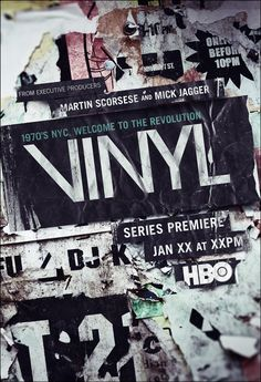 HBO: VINYL KEYART on Behance