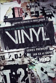 HBO: VINYL KEYART on Behance