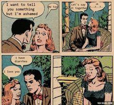 Miscommunication...