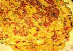 Besan Chilla – Famous Indian Snacks