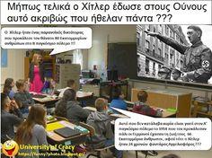 University of Crazy ( Greek ): Παρανοϊκός Δικτάτορας University, Tv, Colleges, Television Set, Television