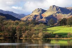 Langdale Pikes. One of my favourite views ever.