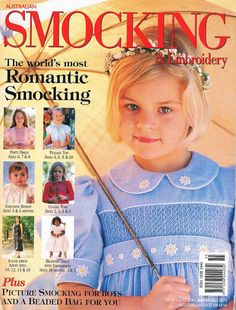 Issue 55 Australian Smocking and Embroidery