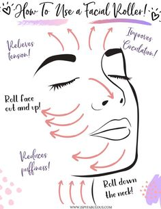 How To Use a Facial Roller for Major Results!