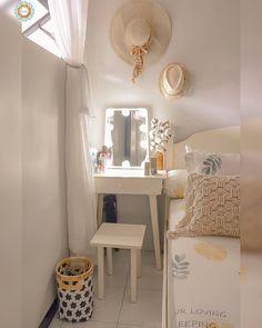 Study Room Decor, Room Ideas Bedroom, Small Room Bedroom, Home Decor Bedroom, Cute Room Decor, Small Room Design, Aesthetic Room Decor, Room Inspiration, Vanity