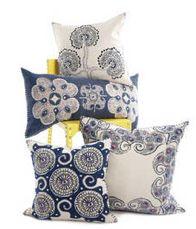 Hmong collection Textile pillows