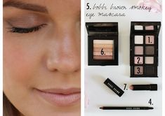 Daytime Smokey Eyes | Bobbi Brown - The Elgin AvenueThe Elgin Avenue