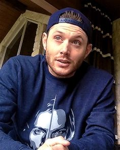 [GIF] Jensen & his beautiful eyes ♥◡♥ #Supernatural || Jensen Ackles #AlwaysKeepFighting