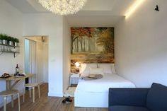Échale un vistazo a este increíble alojamiento de Airbnb: TRENDY STUDIO WITH TERRACE 15 SECS TO THE BEACH - Apartamentos en alquiler en San Sebastián