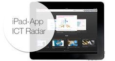 ICT Radar - Die App von T-Systems für Entscheidungsträger aus der ICT-Branche.