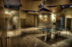 Live Room - Ping Pong Table