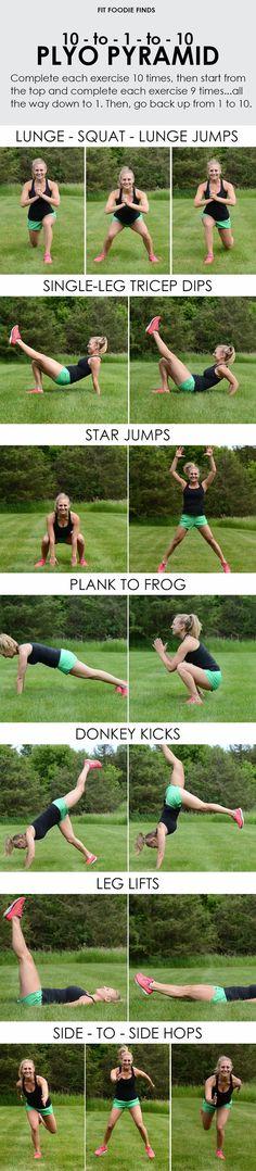 plyo home workout