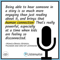 How to use podcasts in the classroom (with Listenwise) | If you love podcasts yourself and are curious about how to use them more with students, you'll find some great practical strategies and tools here in this interview I did with Monica Brady-Myerov. Classroom Routines, Classroom Procedures, Literacy Strategies, Teacher Inspiration, Good Listener, Critical Thinking Skills, Listening Skills, Teacher Quotes, Reading Activities