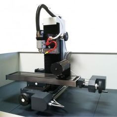 know about Benchtop Milling Machine Systems (WABECO V8 High Speed CNC Mill )