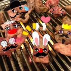 bbq - Mustache Mania http://itunes.apple.com/us/app//id491895713?mt=8