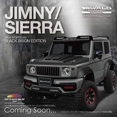 Images about #ジムニーワールド仙台南 on Instagram Jimny Sierra, Advertising History, Suzuki Jimny, Work Horses, Truck Camping, Mustang Cars, Cars And Motorcycles, Offroad, Samurai