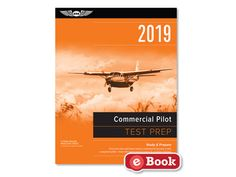 Test Prep Commercial Pilot (eBook PDF) includes study questions for the Commercial Pilot and Military Competency FAA Knowledge exam, supported with answers and explanations. Commercial Pilot, Test Prep, Prepping, Knowledge, Military, Study, Free, Studio, Studying