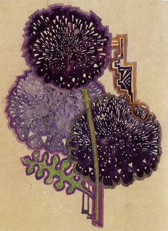 this very week i discovered the watercolor floral works of charles rennie mackintosh. you can find more of his work right here at the hunterian art gallery of glascow, which is where the images … Charles Rennie Mackintosh, Botanical Illustration, Botanical Prints, Illustration Art, Arts And Crafts Movement, Fleurs Art Nouveau, Inchies, Motif Art Deco, Glasgow School Of Art