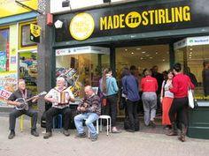 Stirling, Pop Up, Empty, Designers, Retail, The Unit, Space, Architecture, Shop