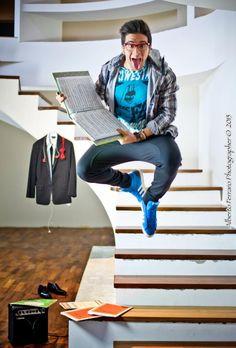 Leaping Piero! IL VOLO ❤