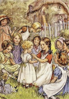 Creator of the Flower Fairies: Cicely Mary Barker |