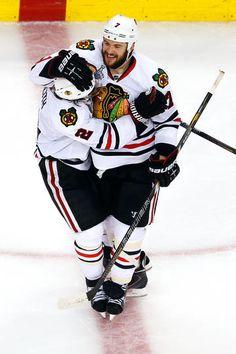 Bruins vs. Blackhawks - 06/19/2013 - Chicago Blackhawks - Photos
